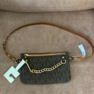 Michael Kors Belted Bag